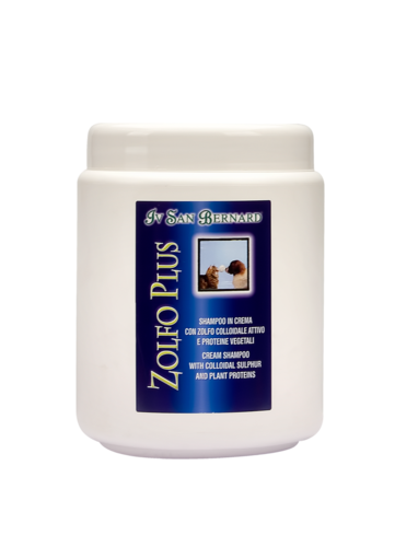Zolfo Plus Cream Shampoo